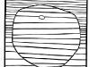 dynia13 - linoryt 20x20cm