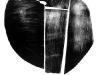 dynia18 - linoryt 20x20cm