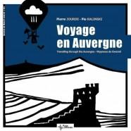 Monsieur Parapluie à travers l'Auvergne